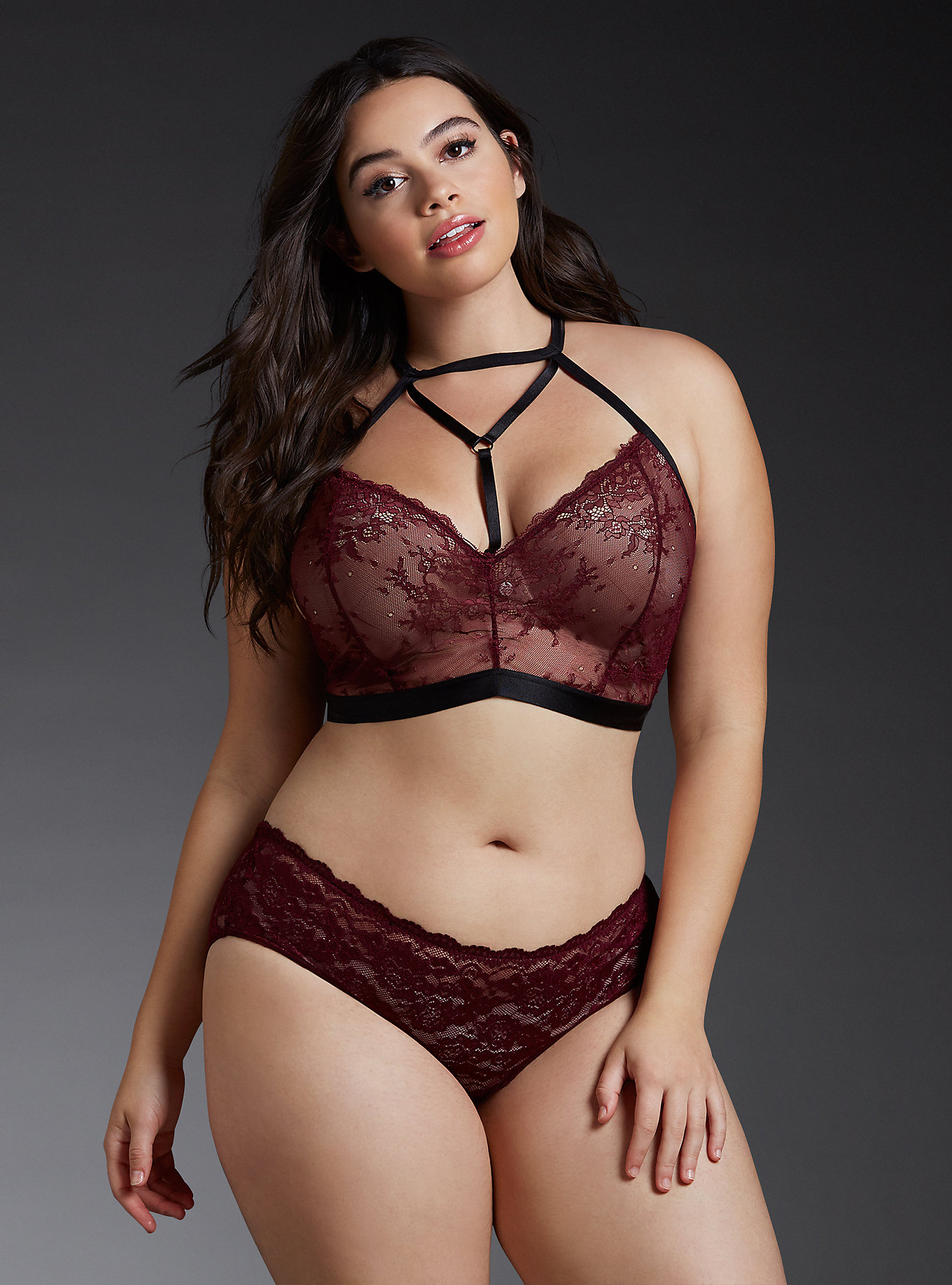 unwrap me under the tree part 1: lingerie edition with torrid